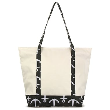 Zodaca Small Insulated Cooler Tote Bag