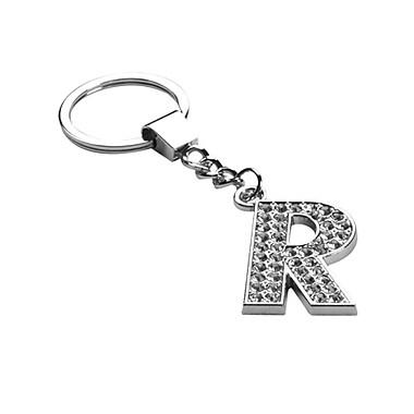 Insten Glamorous Alphabet Patterned Letter
