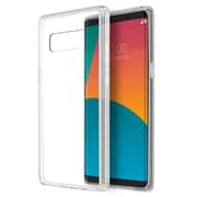 Insten Fusion Candy TPU Acrylic Hybrid Case Cover for Samsung Galaxy Note 8 - Clear