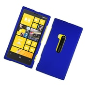 Insten Rubberized Hard Snap On Protective Case Cover For Nokia Lumia 920 - Blue