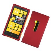 Insten Rubberized Hard Snap On Protective Case Cover For Nokia Lumia 920 - Red