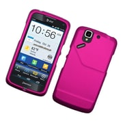 Insten Rubberized Hard Snap On Protective Case Cover For Pantech Flex P8010 - Hot Pink