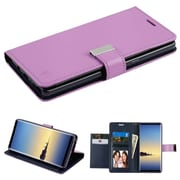 Insten Stand Folio Flip Leather Wallet Flap Pouch Case Cover for Samsung Galaxy Note 8