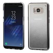 Insten Gradient Sheer Glitter Premium TPU Candy Skin Case For Samsung Galaxy S8+ S8 Plus - Black