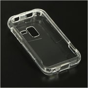 Insten Crystal Hard Snap On Protective Back Shell Case Cover For Samsung Galaxy Attain 4G - Clear