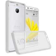 Insten Ultra Slim Hard Crystal Clear Transparent Fused TPU Case For HTC Bolt - Clear/Clear