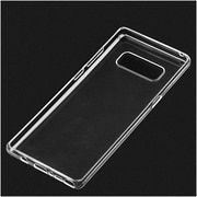 Insten TPU Rubber High Quality Crystal Candy Skin Case Cover for Samsung Galaxy Note 8 - Clear