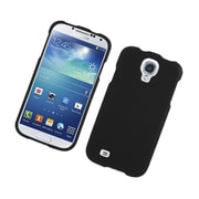 Insten Rubberized Hard Snap On Protective Case Cover For Samsung Galaxy S4 - Black