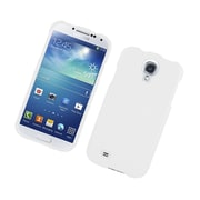 Insten Rubberized Hard Snap On Protective Case Cover For Samsung Galaxy S4 - White