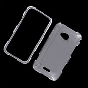 Insten Hard Snap On Back Protective Case Cover For Samsung Galaxy Victory 4G LTE - Clear