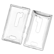Insten Hard Snap On Back Protective Case Cover For Nokia Lumia 928 - Clear