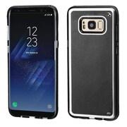 Insten Premium TPU Rubber Candy Skin Gel Case For Samsung Galaxy S8+ S8 Plus - Smoke