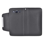 Insten Leather Wallet Credit Card Flip Pouch Case Cover For Samsung Galaxy S3 - Black