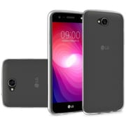 Insten TPU Clear Case For LG X Power 2 - Smoke