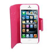 Insten Leather Wallet Credit Card Flip Case Cover For Apple iPhone 5 / 5S