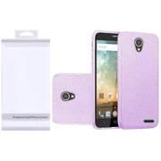 Insten Hard Glitter TPU Case For ZTE Prestige 2 N9136 - Purple