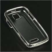Insten Crystal Hard Snap On Protective Back Shell Case Cover For Motorola Theory - Clear