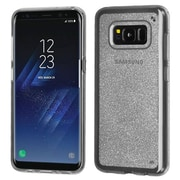 Insten Transparent Sheer Glitter Premium TPU Candy Skin Case For Samsung Galaxy S8+ S8 Plus - Clear