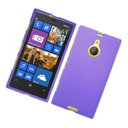 Insten Rubberized Hard Snap-in Protective Back Case Cover For Nokia Lumia 1520 - Purple