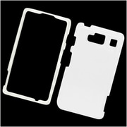 Insten Hard Snap On Back Protective Case Cover For Motorola Droid Razr Maxx HD - Clear
