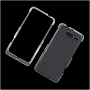 Insten Hard Snap On Back Protective Case Cover For Motorola Droid Razr M XT907 - Clear