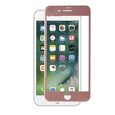 Insten Tempered Glass Screen Protector LCD Film For Apple iPhone 7/ 8, Rose Gold