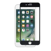 Insten Tempered Glass Screen Protector LCD Film For Apple iPhone 7/ 8, Black