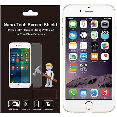 Insten Nano-Tech Flexible Ultra Hammer Strong Screen Protector For Apple iPhone 6 / 6s