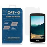 Insten Highly Durable 0.33mm Clear Tempered Glass Screen Protector 9H Hardness Anti-fingerprint For LG K3 (2017)