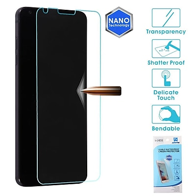 Insten Flexible Shatter-Proof Screen Protector Plastic LCD Film For LG G6