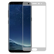 Insten Clear Full Coverage Tempered Glass Screen Protector Guard Film for Samsung Galaxy S8