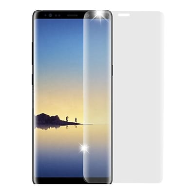 Insten Clear Full Coverage Tempered Glass Screen Protector Guard Film for Samsung Galaxy Note 8