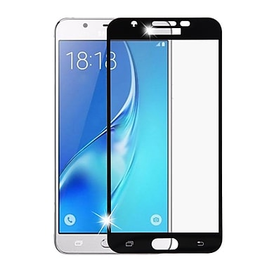 Insten Full Coverage Clear Tempered Glass Screen Protector For Samsung Galaxy J7 (2017) / J7 Perx / J7 Sky Pro / J7 V