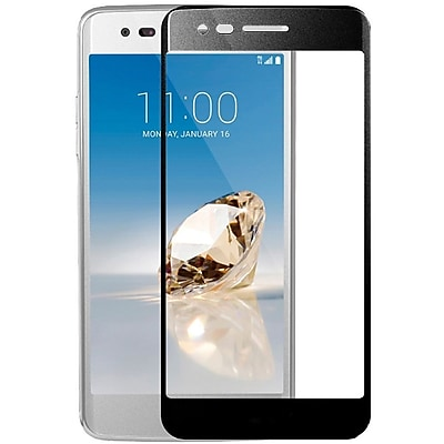Insten Clear Tempered Glass Screen Protector LCD Film For LG Aristo / Fortune / K4 (2017) / K8 (2017) / LV3 / Phoenix 3