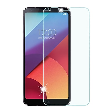 Insten 2.5D Clear Tempered Glass Screen Protector For LG G6