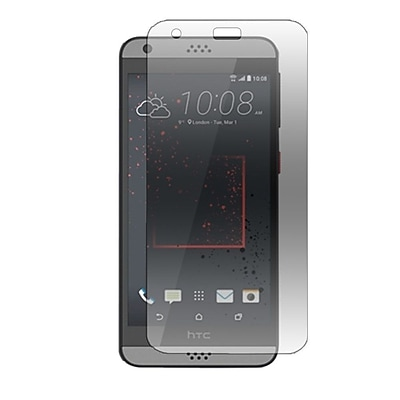 Insten Clear Tempered Glass Screen Protector LCD Film For HTC Desire 530