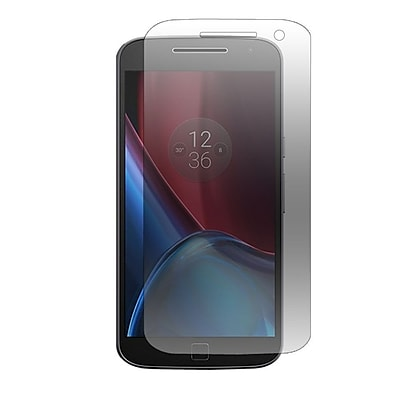 Insten Clear Tempered Glass Screen Protector LCD Film For Motorola Moto G4 Plus XT1644 / G4 XT1625