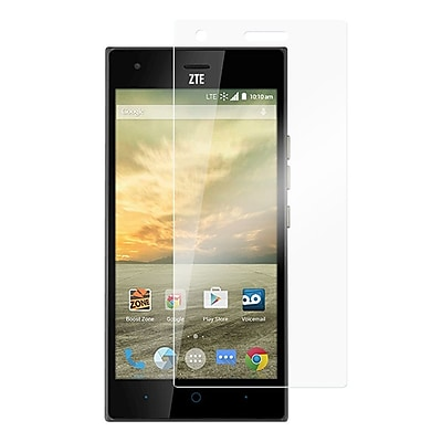 Insten 3-Pack Clear Screen Protector LCD Film Guard For ZTE Warp