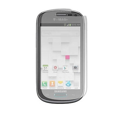Insten Clear Screen Protector Regular LCD Film Guard For Samsung Galaxy Exhibit T599