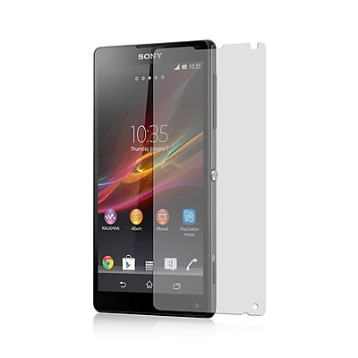 Insten Anti-Scratch Clear Screen Protector LCD Film Guard For Sony Xperia ZL