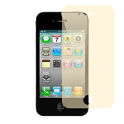 Insten Anti-Scratch Screen Protector LCD Film Guard For Apple iPhone 4 / 4S - Orange