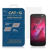 Insten 0.33mm Clear Tempered Glass Screen Protector Guard Film for Motorola Moto Z2 Force