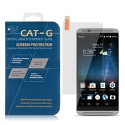 Insten Highly Durable 0.33mm Clear Tempered Glass Screen Protector 9H Hardness Anti-fingerprint For ZTE Axon 7