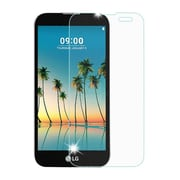 Insten 2.5D Highly Durable 9H Hardness Tempered Glass Screen Protector Film For LG K3 (2017) - Clear