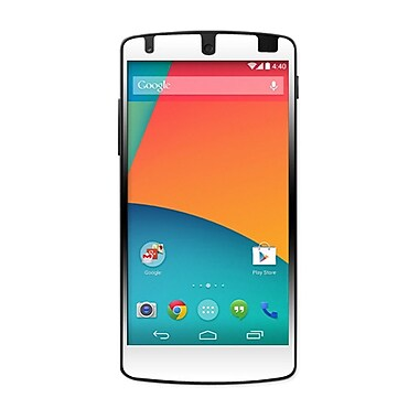 Insten Clear Screen Protector Regular LCD Film Guard For LG Google Nexus 5 D820