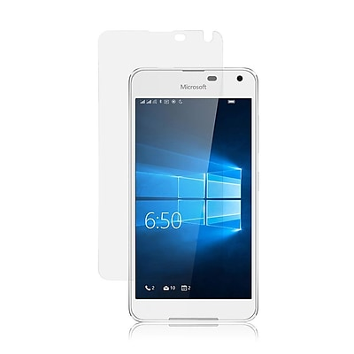 Insten 0.33mm Clear Tempered Glass Screen Protector For Microsoft Lumia 650