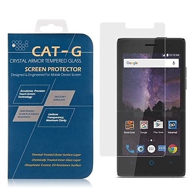 Insten 0.33mm Arcing Clear Tempered Glass Screen Protector For ZTE Tempo