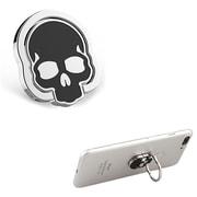 Insten Universal Rotating 360 Degree Ring Kickstand Hook Secure Grip Desk Car Mount Holder for Cell phone - Black