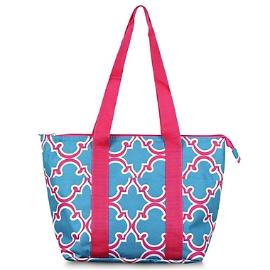 Zodaca Large Fashion Insulated Cooler Bag
