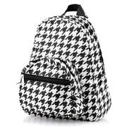 Zodaca Kids Small Travel Backpack Girls Boys Bookbag Shoulder Children's School Bag for Outside Activity - Black Trim